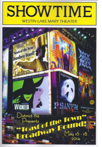 PlayBill Cover 5.17.14