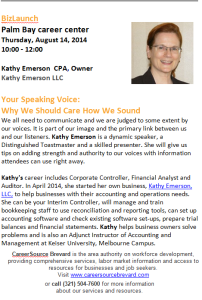 K.Emerson at CareerSource Brevard